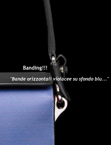 banding difetto stampa