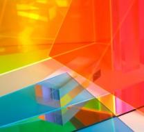 Fogli di vetro acrilico