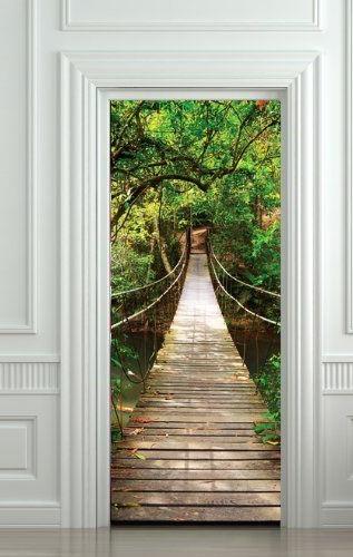 Rivestimento di porte inkamprinting stampa piccolo for Adesivi per porte in legno